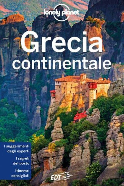 Grecia continentale Guida di viaggio 13a edizione - Giugno 2020