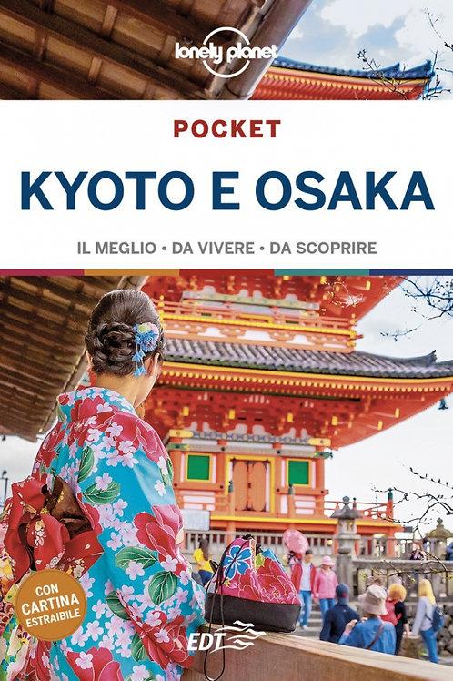 Kyoto e Osaka Pocket Guida di viaggio 1a edizione - Novembre 2019