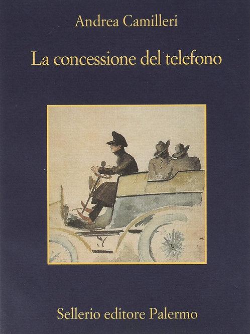 La concessione del telefono di Andrea Camilleri - Sellerio