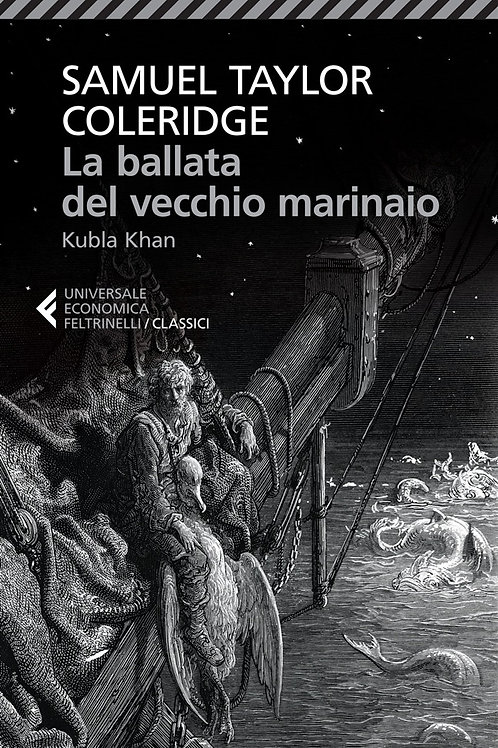 La ballata del vecchio marinaio di Samuel Coleridge