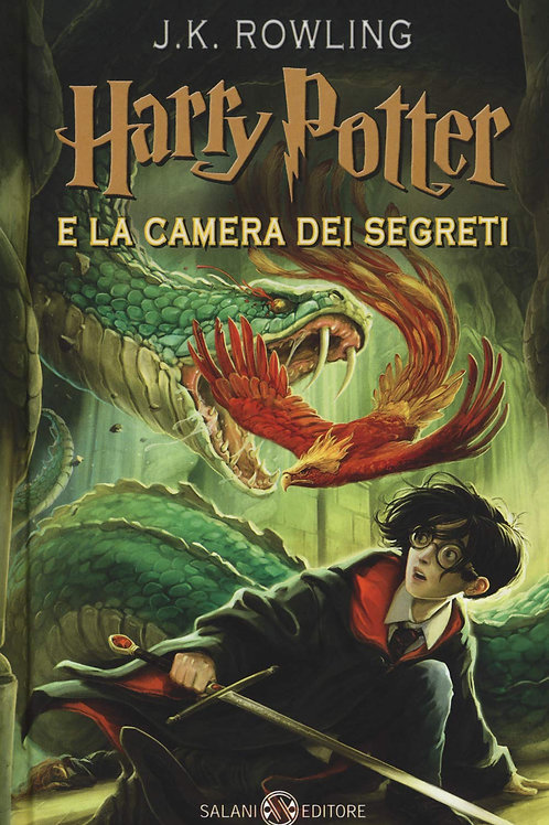 Harry Potter e la camera dei segreti: 2 di J. K. Rowling