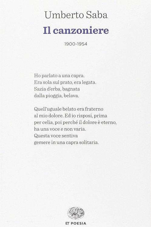 Il canzoniere di Saba Umberto