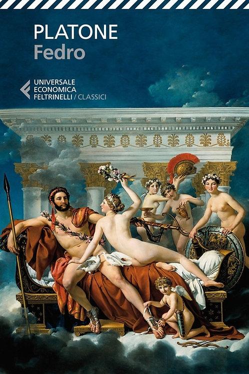 Fedro. Testo greco a fronte di Platone