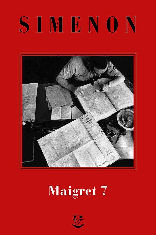 I Maigret. N.e.  Vol. 7 di Georges Simenon