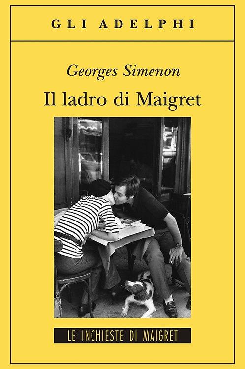 Il ladro di Maigret di Georges Simenon