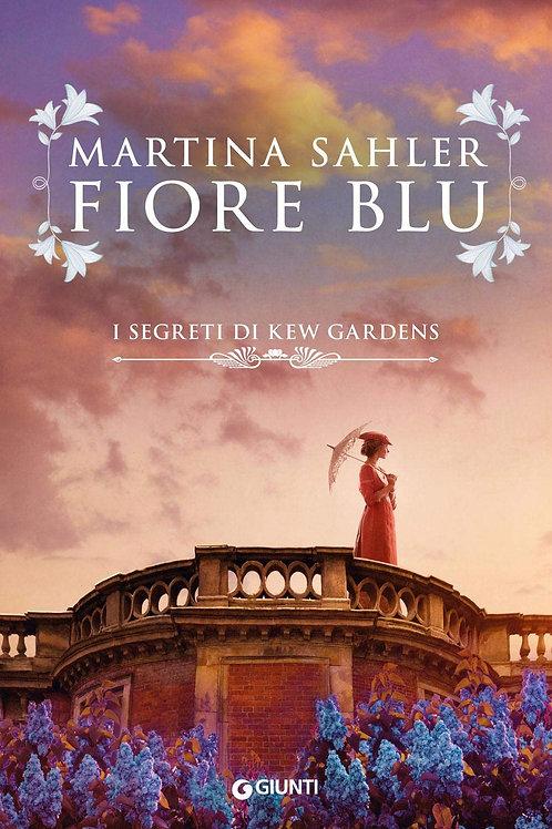 Fiore blu di Martina Sahler