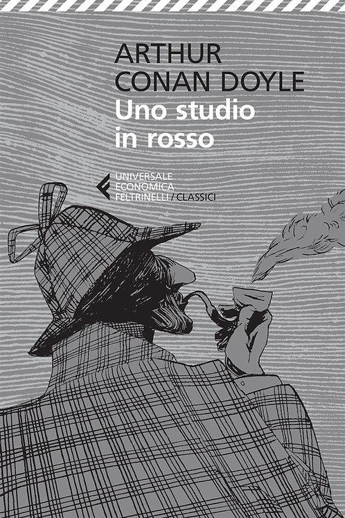 Uno studio in rosso di Arthur Conan Doyle
