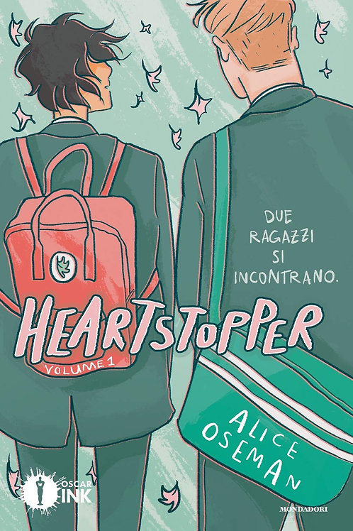 Heartstopper Vol. 1 di Alice Oseman