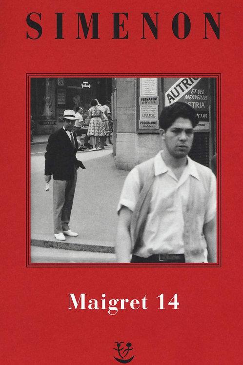 I Maigret. N.e. Vol. 14 di Georges Simenon