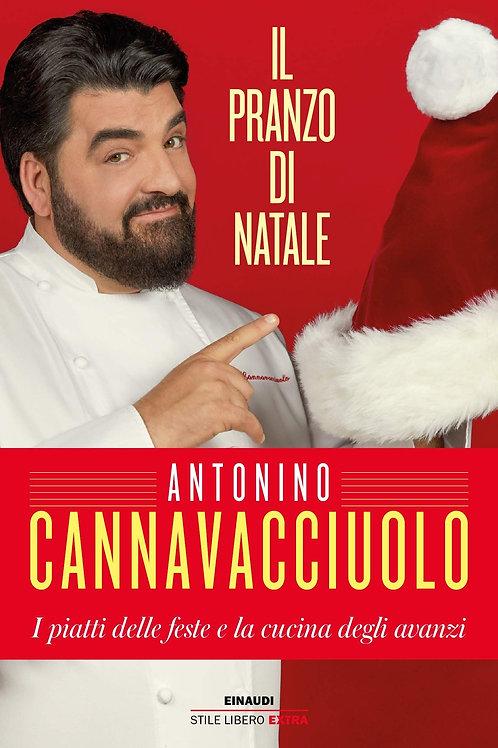 Il pranzo di Natale di Antonino Cannavacciuolo