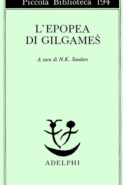 L'epopea di Gilgames di N.K. Sandars
