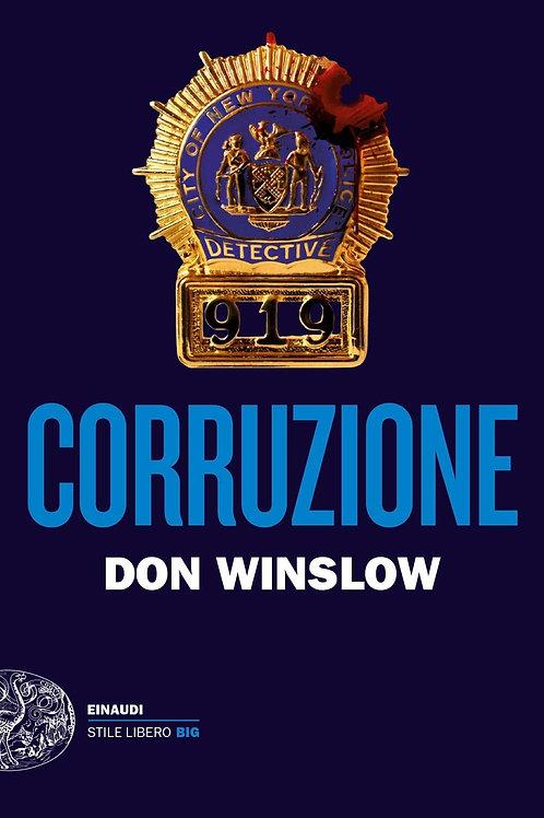 Corruzione di Don Winslow