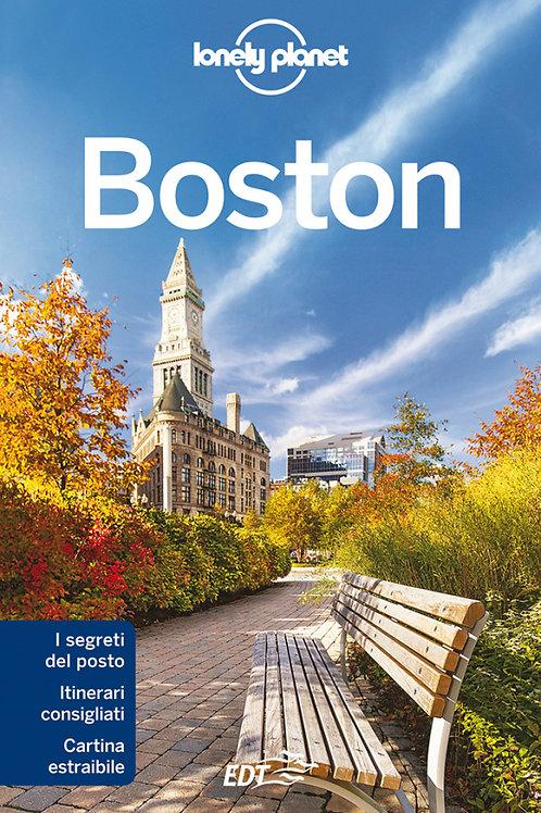 Boston Guida di viaggio 2a edizione - Maggio 2016