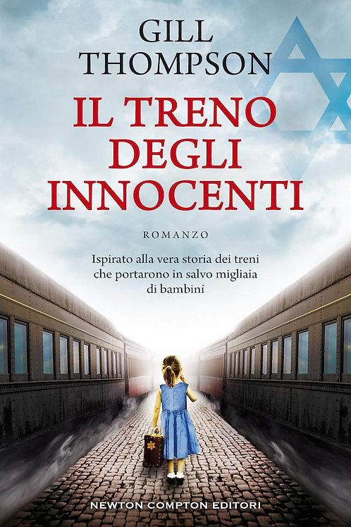 Il treno degli innocenti di Gill Thompson
