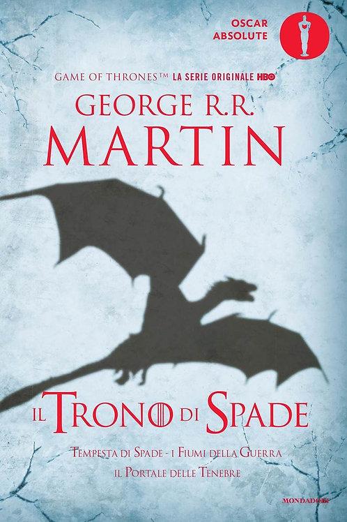 Il trono di spade. Libro terzo di George R. R. Martin - Mondadori