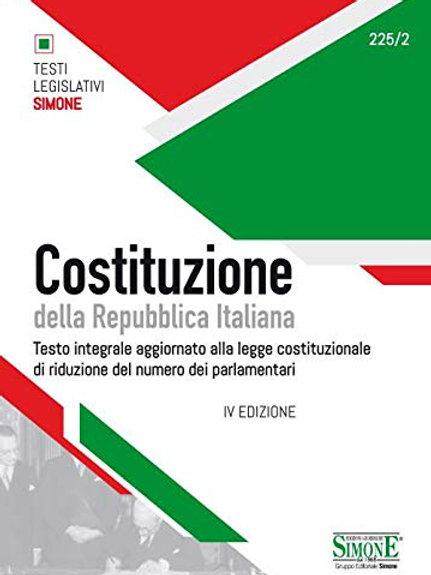Costituzione della Repubblica Italiana (Editio minor)