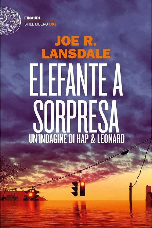 Elefante a sorpresa. Un'indagine di Hap e Leonard di Joe R. Lansdale