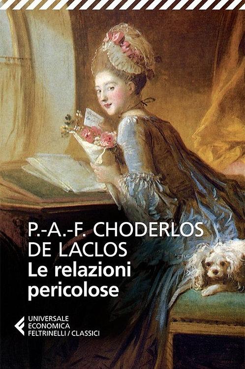 Le relazioni pericolose di Choderlos de Laclos
