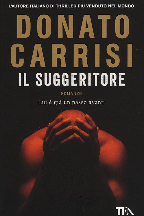 Il suggeritore di Donato Carrisi - Tea