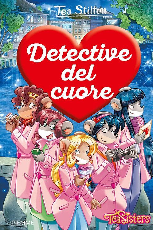 Detective del cuore  di Tea Stilton