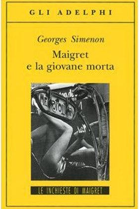 Maigret e la giovane morta di Georges Simenon