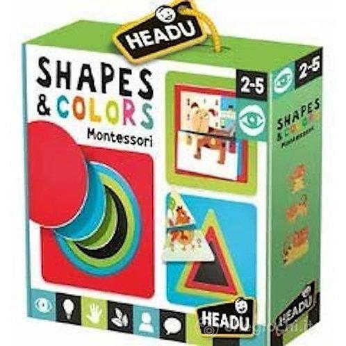 Shapes & Colors Montessori