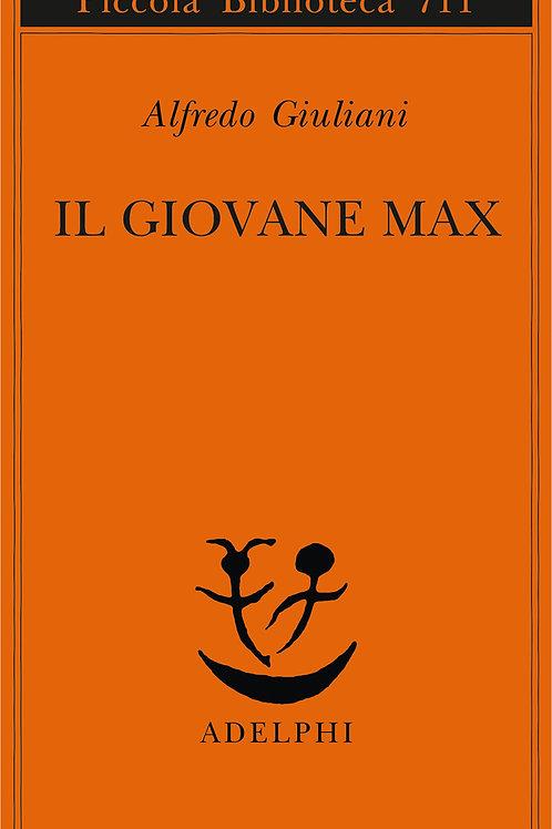 Il giovane Max di Alfredo Giuliani