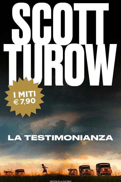 La testimonianza di Scott Turow