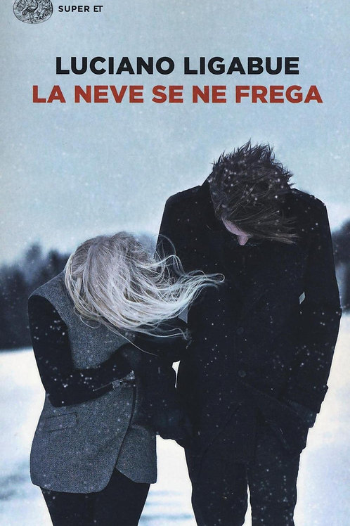 La neve se ne frega di Ligabue Luciano