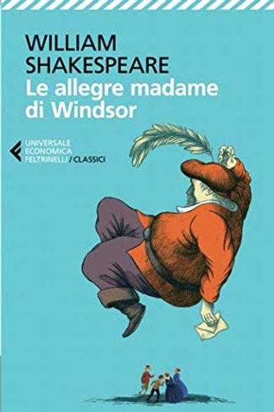 Le allegre madame di Windsor di William Shakespeare