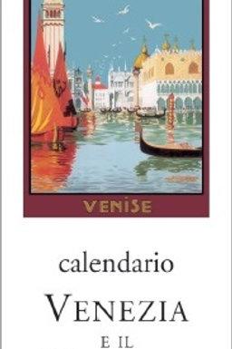 Calendario 2021 Venezia e il Veneto