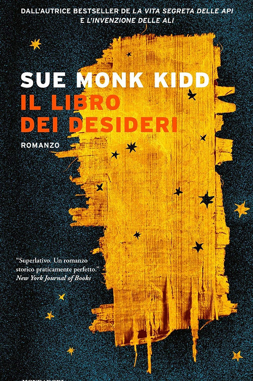 Il libro dei desideri di Sue Monk Kidd