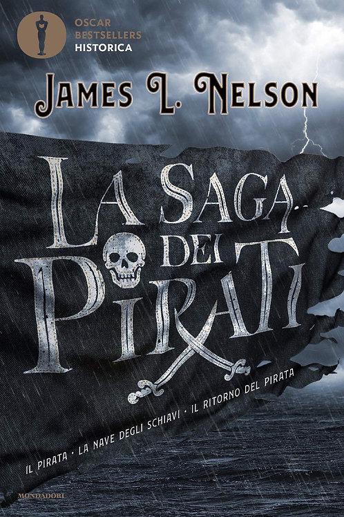La saga dei pirati di James L. Nelson