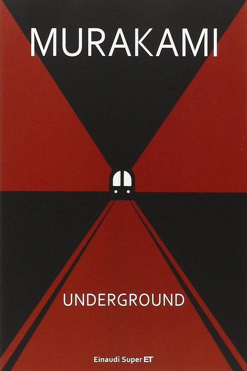 Underground di Haruki Murakami