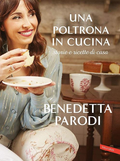 Una poltrona in cucina di Benedetta Parodi