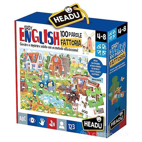 Easy English 100 parole - La Fattoria