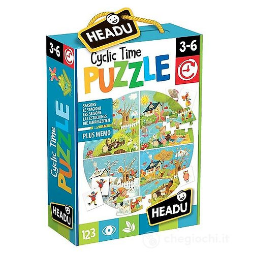 Cyclic time puzzle