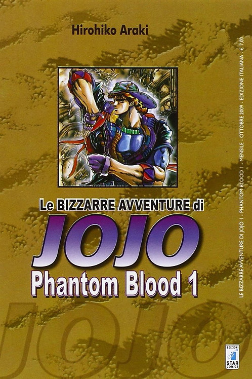 Jojo Phantom Blood n°1