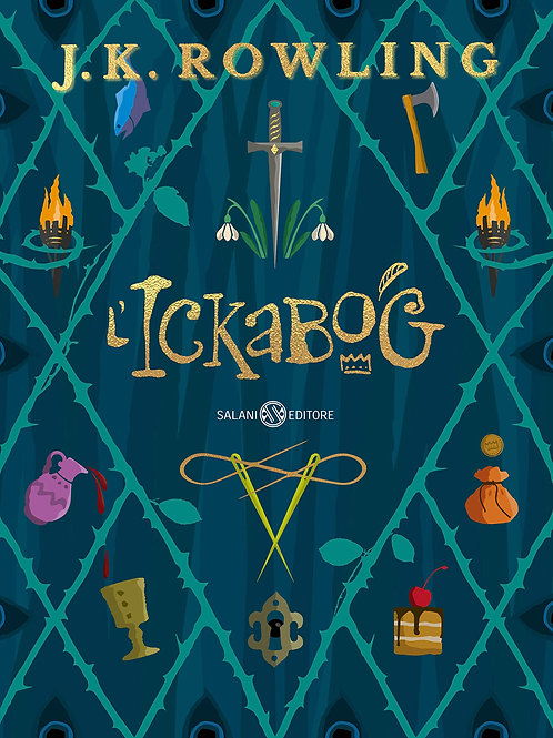 IcKabog di J. K. Rowling