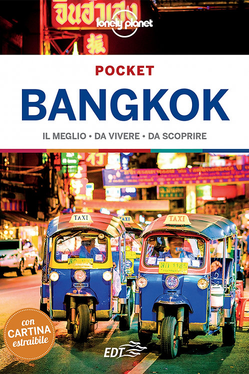 Bangkok Pocket Guida di viaggio 5a edizione - Febbraio 2019