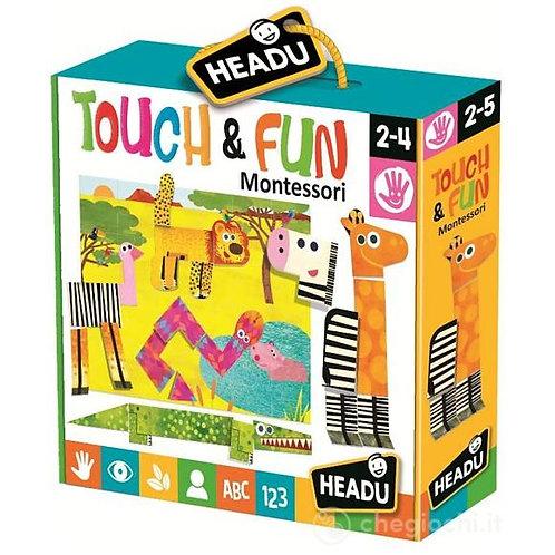 Touch & fun. Montessori