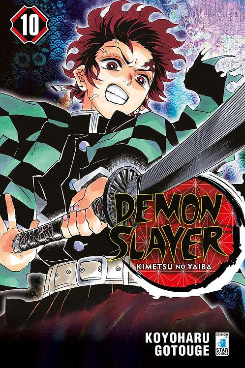 Demon Slayer n°10