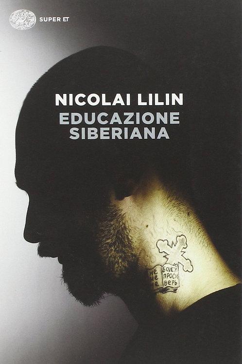 Educazione siberiana di Nicolai Lilin