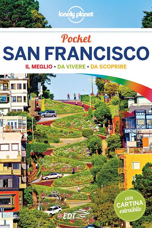 San Francisco Pocket Guida di viaggio 6a edizione - Aprile 2018