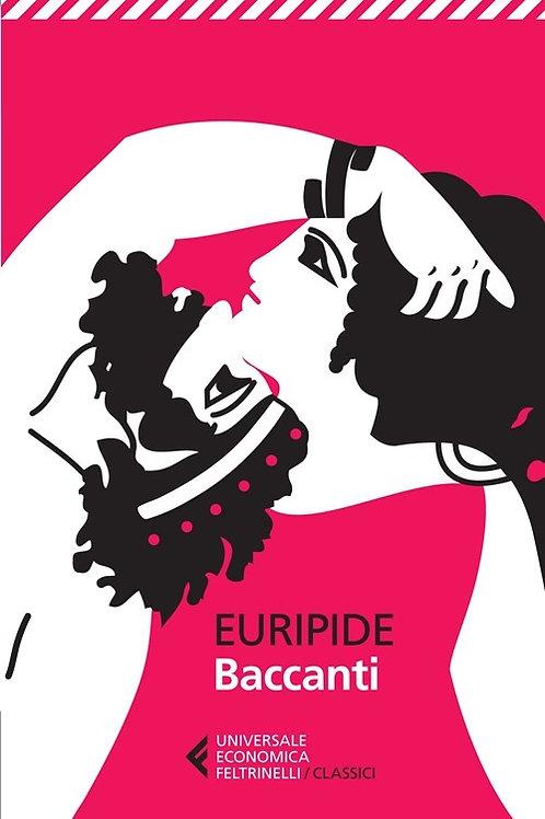 Baccanti di Euripide