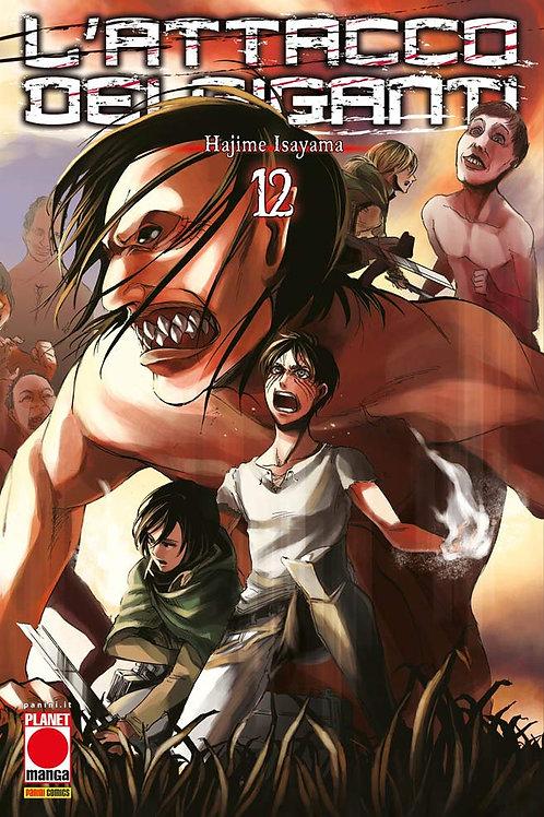 L'attacco dei giganti (Vol. 12)