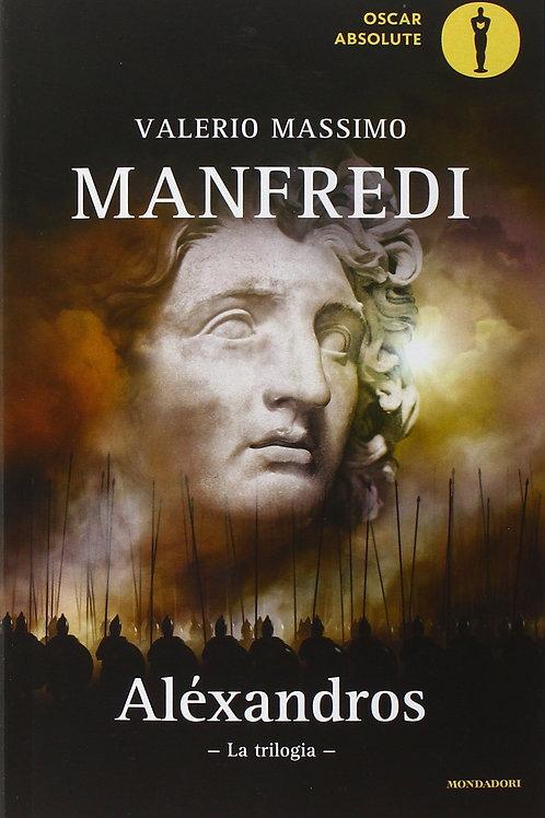Alexandros di Valerio Massimo Manfredi