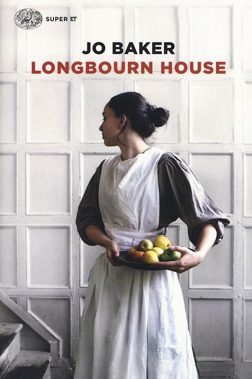 Longbourn House di Jo Baker