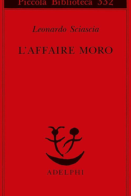 L'affaire Moro di Leonardo Sciascia