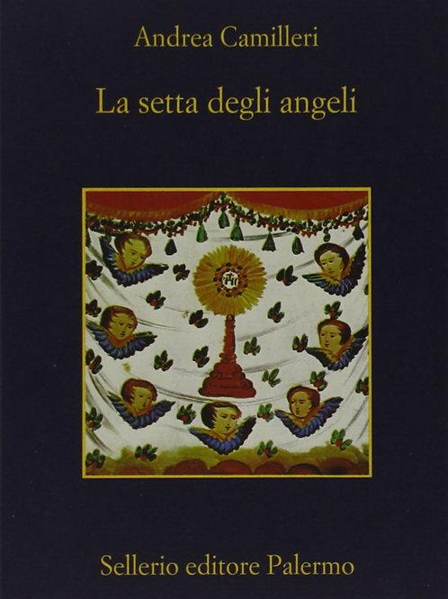 La setta degli angeli di Andrea Camilleri - Sellerio
